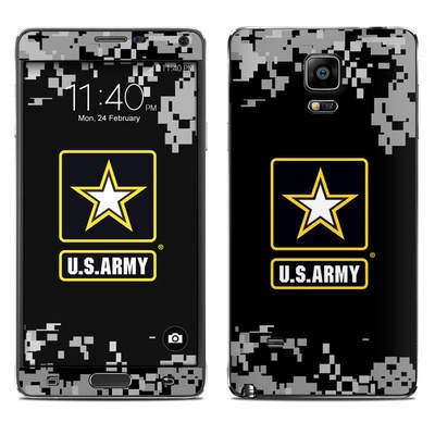 Samsung Galaxy Note 4 Skin - Army Pride