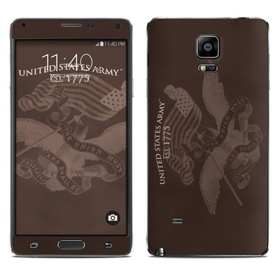 Samsung Galaxy Note 4 Skin - Army Preserved