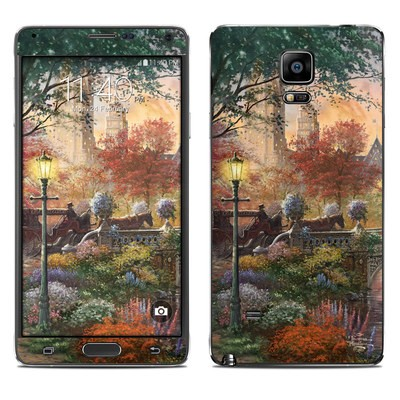 Samsung Galaxy Note 4 Skin - Autumn in New York