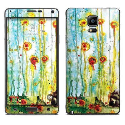 Samsung Galaxy Note 4 Skin - Beneath The Surface