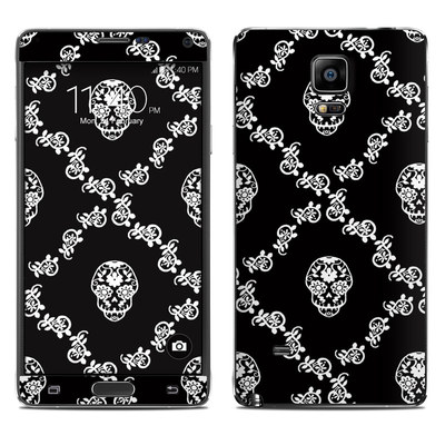 Samsung Galaxy Note 4 Skin - Calavera Lattice