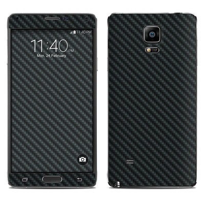 Samsung Galaxy Note 4 Skin - Carbon