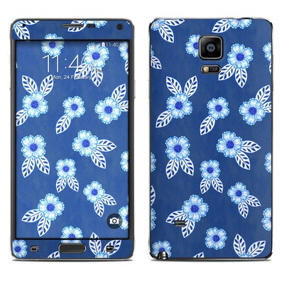 Samsung Galaxy Note 4 Skin - China Blue
