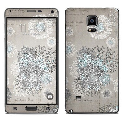 Samsung Galaxy Note 4 Skin - Christmas In Paris