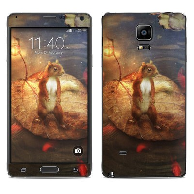 Samsung Galaxy Note 4 Skin - Columbus
