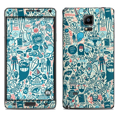 Samsung Galaxy Note 4 Skin - Committee