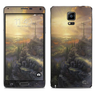 Samsung Galaxy Note 4 Skin - The Cross