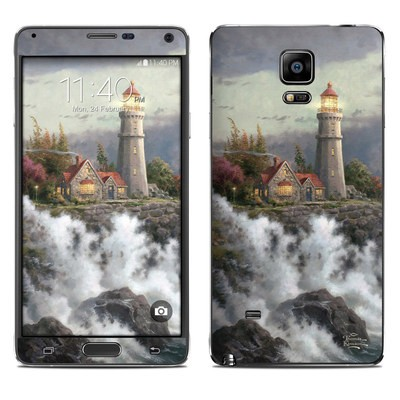 Samsung Galaxy Note 4 Skin - Conquering Storms