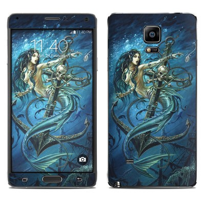 Samsung Galaxy Note 4 Skin - Death Tide