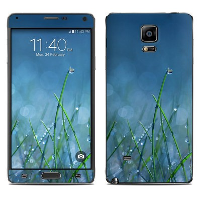 Samsung Galaxy Note 4 Skin - Dew