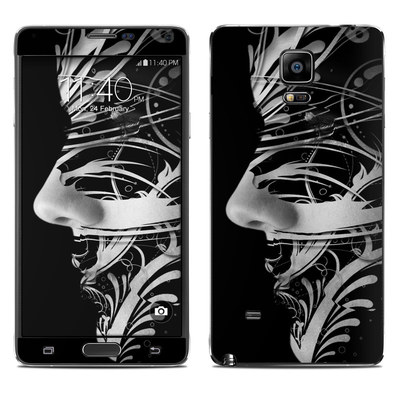 Samsung Galaxy Note 4 Skin - Displacement