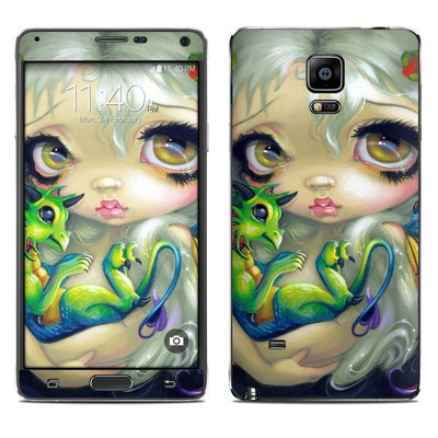 Samsung Galaxy Note 4 Skin - Dragonling