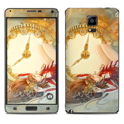Samsung Galaxy Note 4 Skin - Dreamtime