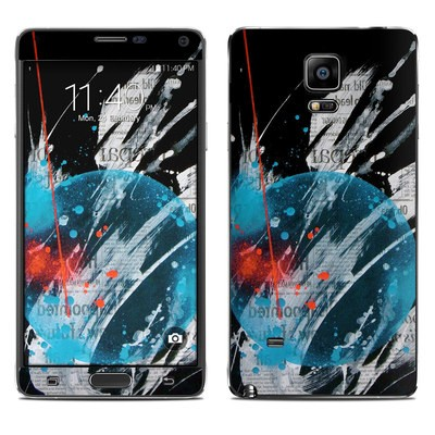 Samsung Galaxy Note 4 Skin - Element-Ocean