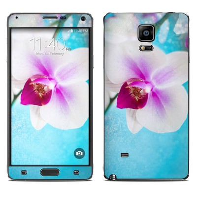 Samsung Galaxy Note 4 Skin - Eva's Flower
