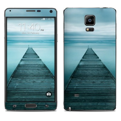 Samsung Galaxy Note 4 Skin - Evening Stillness
