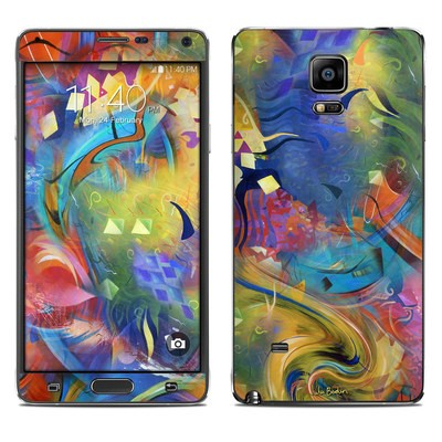 Samsung Galaxy Note 4 Skin - Fascination