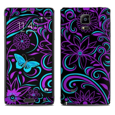 Samsung Galaxy Note 4 Skin - Fascinating Surprise