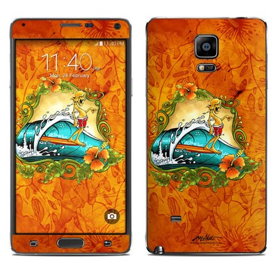 Samsung Galaxy Note 4 Skin - Five Slide