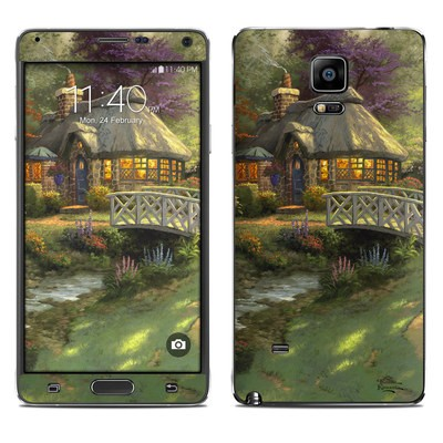 Samsung Galaxy Note 4 Skin - Friendship Cottage