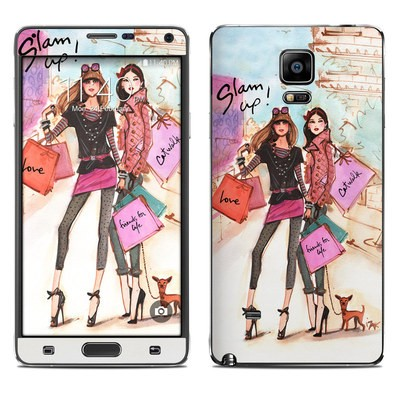 Samsung Galaxy Note 4 Skin - Gallaria