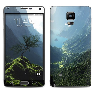 Samsung Galaxy Note 4 Skin - Highland Spring