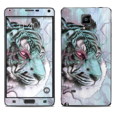 Samsung Galaxy Note 4 Skin - Illusive by Nature