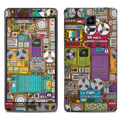 Samsung Galaxy Note 4 Skin - In My Pocket