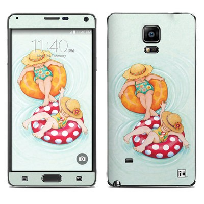 Samsung Galaxy Note 4 Skin - Inner Tube Girls