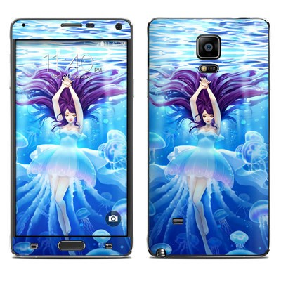 Samsung Galaxy Note 4 Skin - Jelly Girl