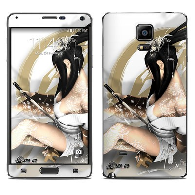 Samsung Galaxy Note 4 Skin - Josei 4 Light