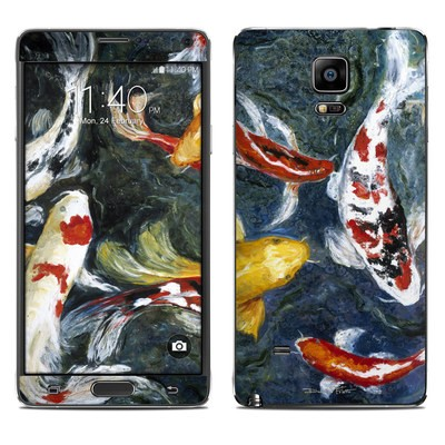 Samsung Galaxy Note 4 Skin - Koi's Happiness