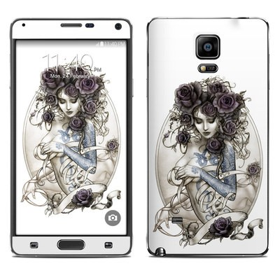 Samsung Galaxy Note 4 Skin - Les Belles Dames