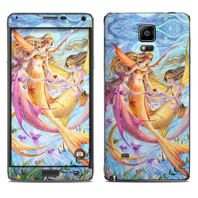 Samsung Galaxy Note 4 Skin - Light of Love