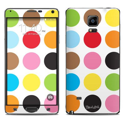 Samsung Galaxy Note 4 Skin - Multidot