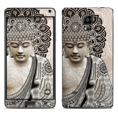 Samsung Galaxy Note 4 Skin - Meditation Mehndi