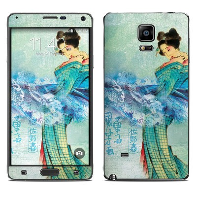 Samsung Galaxy Note 4 Skin - Magic Wave