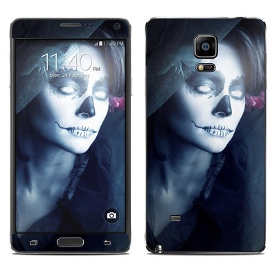 Samsung Galaxy Note 4 Skin - Maiden of Darkness