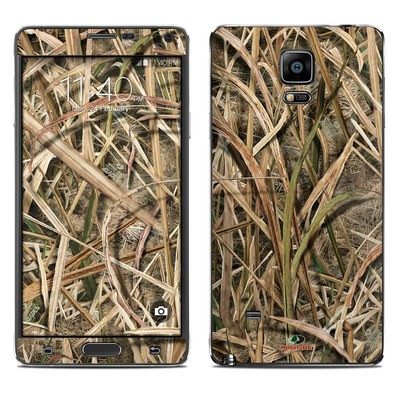 Samsung Galaxy Note 4 Skin - Shadow Grass Blades