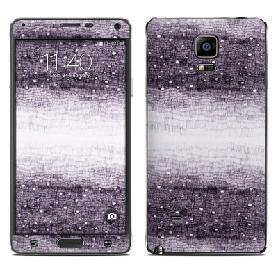 Samsung Galaxy Note 4 Skin - Night