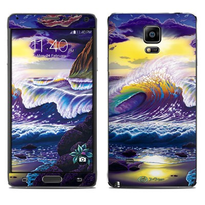 Samsung Galaxy Note 4 Skin - Passion Fin