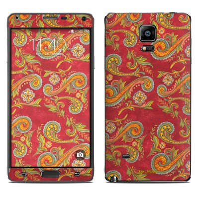 Samsung Galaxy Note 4 Skin - Shades of Fall