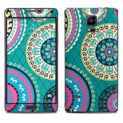 Samsung Galaxy Note 4 Skin - Silk Road