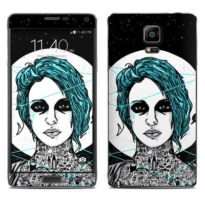 Samsung Galaxy Note 4 Skin - The Siren