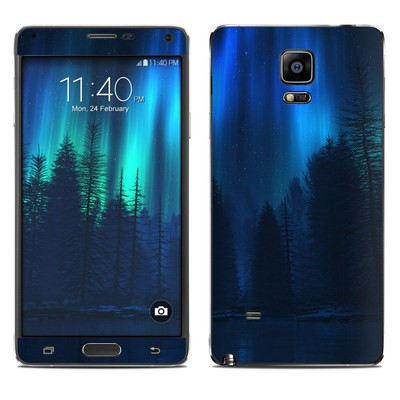 Samsung Galaxy Note 4 Skin - Song of the Sky