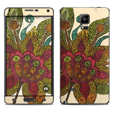 Samsung Galaxy Note 4 Skin - Spring Flower