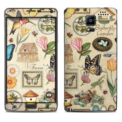 Samsung Galaxy Note 4 Skin - Spring All