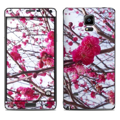 Samsung Galaxy Note 4 Skin - Spring In Japan