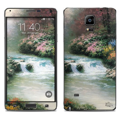 Samsung Galaxy Note 4 Skin - Beside Still Waters