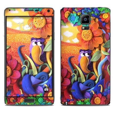 Samsung Galaxy Note 4 Skin - Summerbird